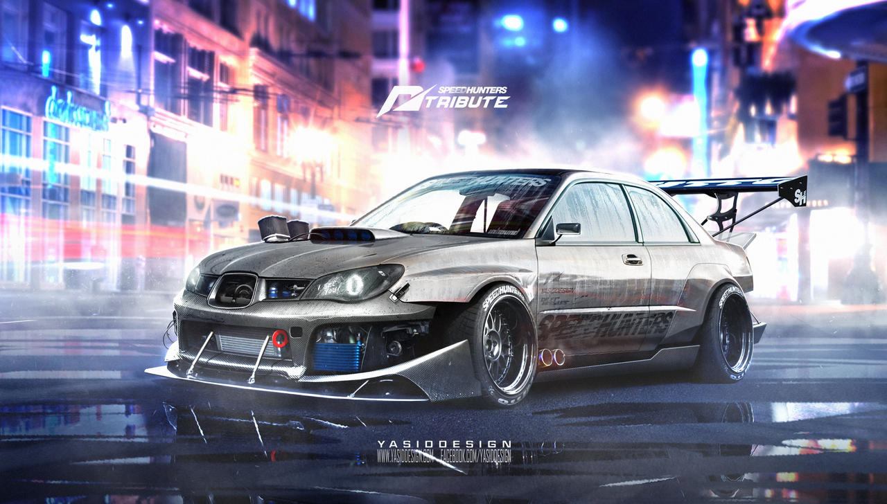 Speedhunters Subaru Impreza Sti Need For Speed By