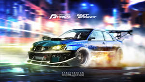 Speedhunters Subaru Impreza STI _ Need for speed T