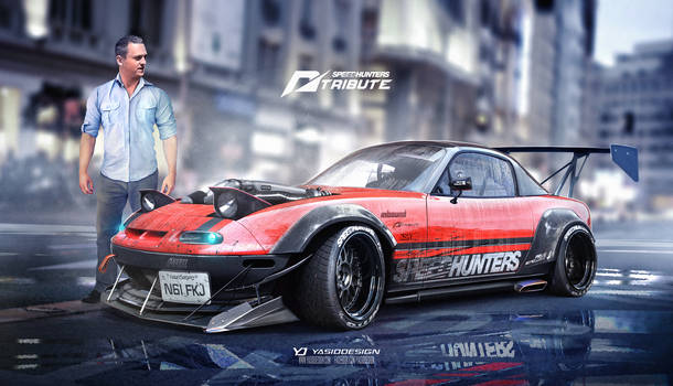 Speedhunters Need for speed tribute Alex and Phil