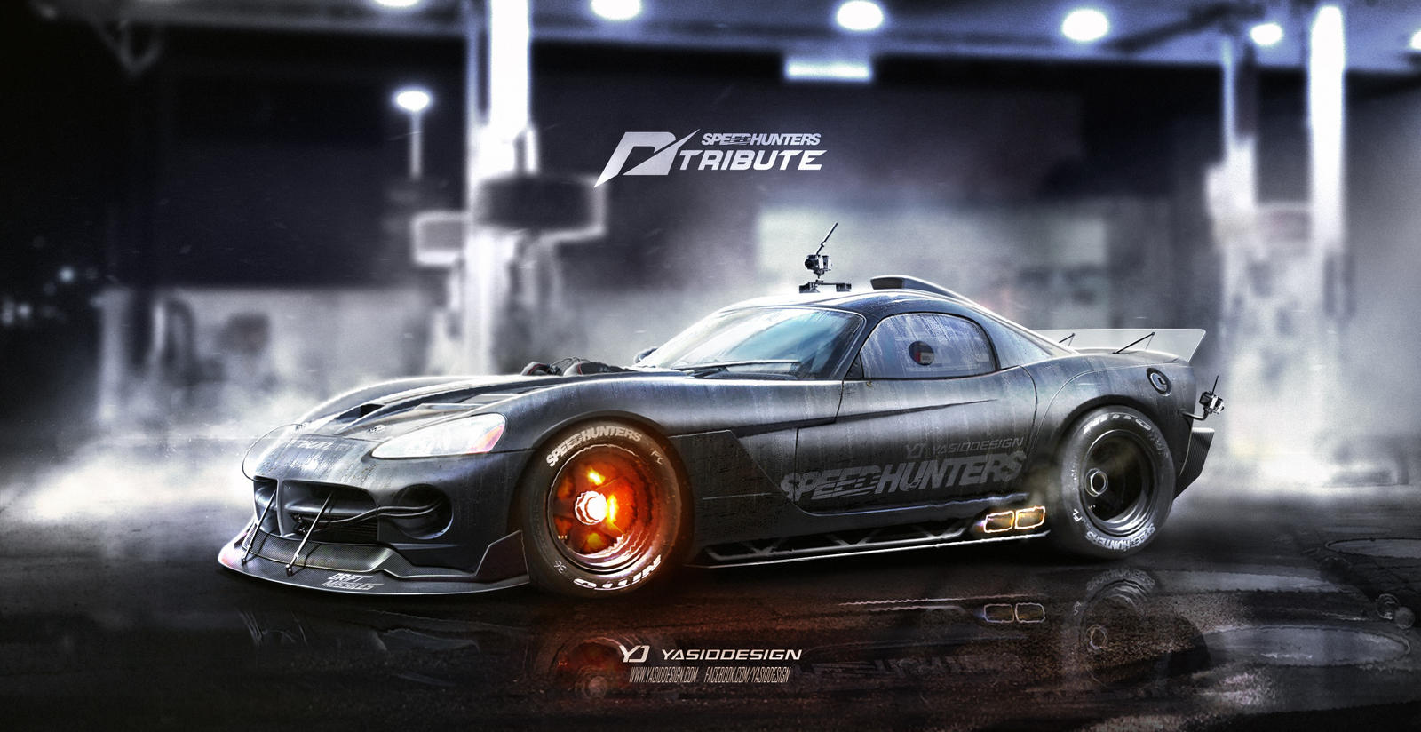 Speedhunters Dodge Viper Srt Need For Speed V2 By