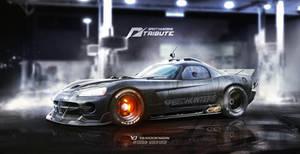 Speedhunters Dodge Viper SRT Need for speed V2 by yasiddesign