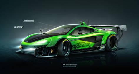 Mclaren 570s Inbound Racer V2