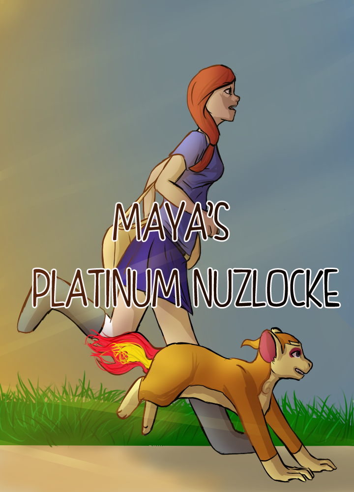 Maya's Platinum nuzlocke by random-ftw