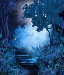 Background Heavenly02 by JaneEden