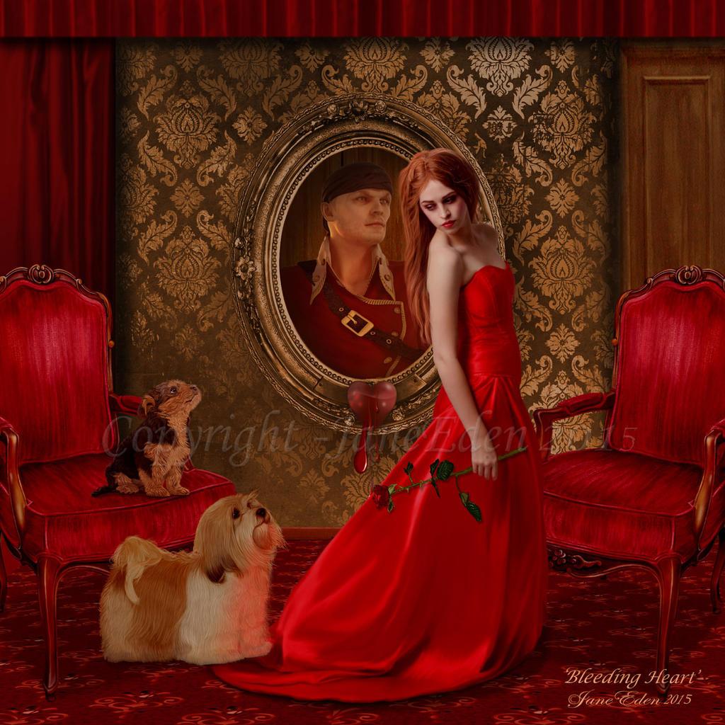 Bleeding-Heart by JaneEden