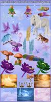 EnchantedFairytales - stock by JaneEden