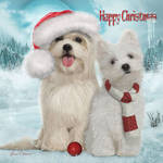 Happy-Christmas-2017 by JaneEden
