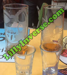 Special Nyancon Custom Cups