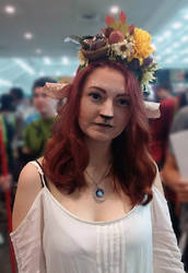 Custom Cosplay / LARPing Faun Ears