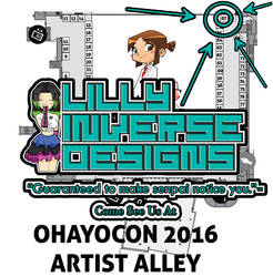 Come See Us at Ohayocon!