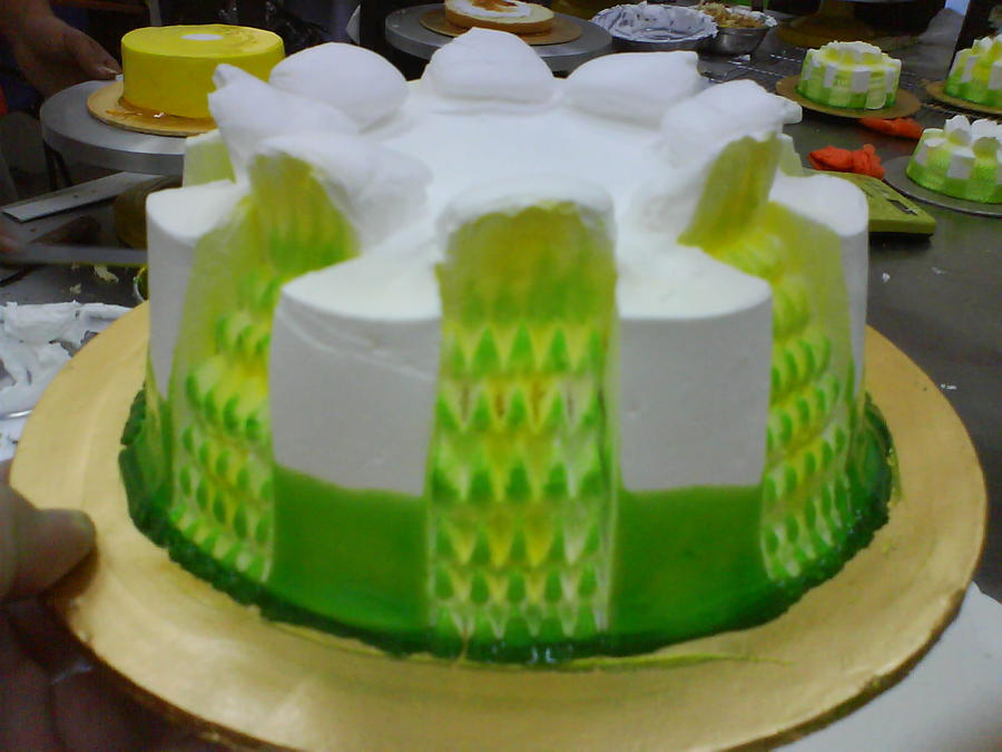 Cake Art Decor Nr 10 : Cake decor practice 10 by Alice953 on DeviantArt