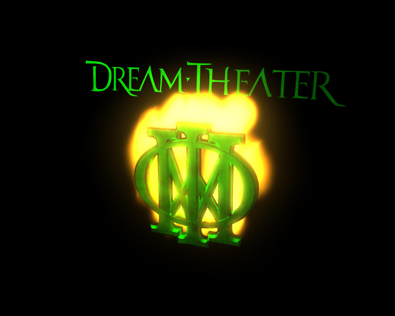 Dream theater logo on fire by pedroalbertini on deviantart