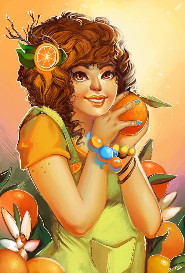 Mandarina v2 by GDBee