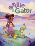 Allie and Gator