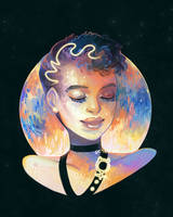 Planette Mercury by GDBee