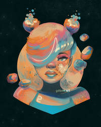 Planette Pluto by GDBee