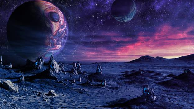 Dormant planet
