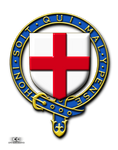 Coat of Arms of the Order of the Garter