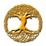 Tree of Life - Yggdrasil - Logo