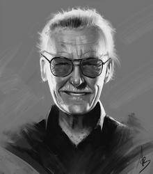 Stan Lee by trungbui42