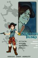 New Challenger SwimmingTrunks