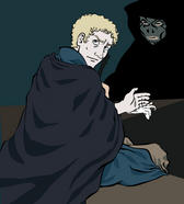 Birth of a Death Eater by swimmingtrunks