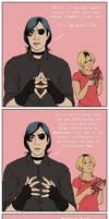 Antagonizing Valentine