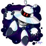 Galaxy Man - Megaman 9