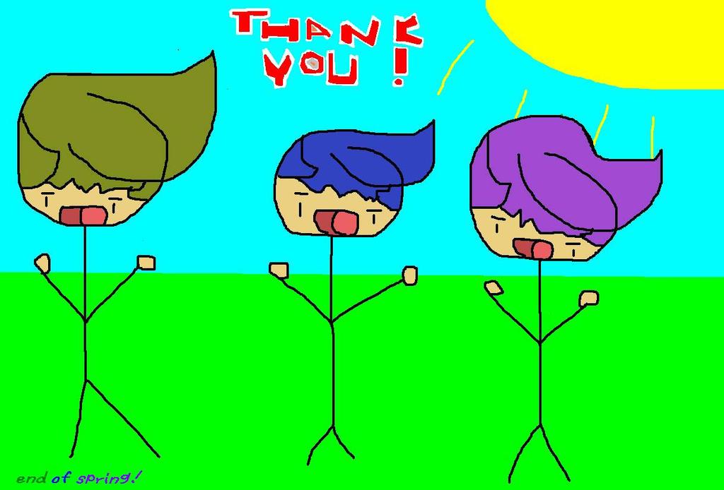 #EndOfSpring celebration (Day Version) by Pokemontrainernat