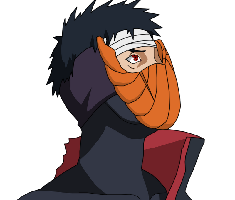 DMS Obito Is A Overrated Weak Ass Mid Tier And Would Lose