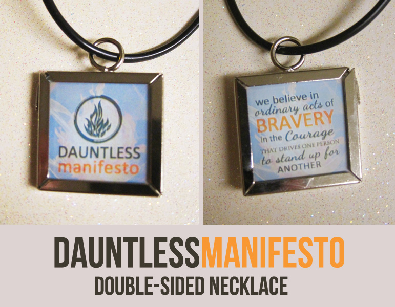 Divergent Necklace Des...