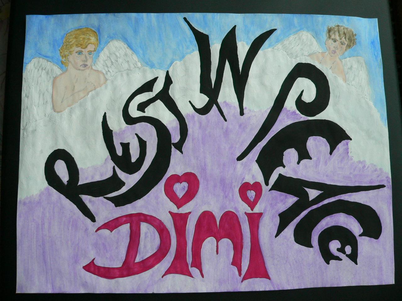 R.I.P.  Dimi by Dany-E