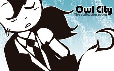 Owl City BCB Wallpaper by Pchann