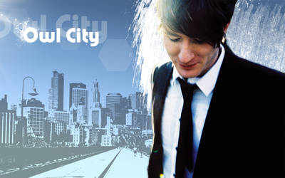 Owl City Adam Young 2 by Pchann