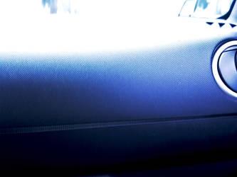 Un amanecer en el auto by Pchann