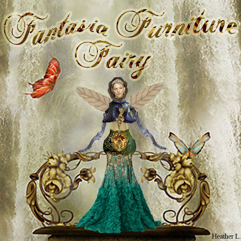 furniture fairy. Fantasia Furniture Fairy By MysteriousFeathers I