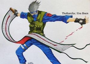 Kakashi Sensei by Kakashi-fans