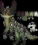 Toxic Viper Hallowegg #6: Eldscar