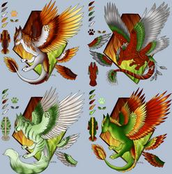 Quetzalli Breeding #2: Winter's Warmth