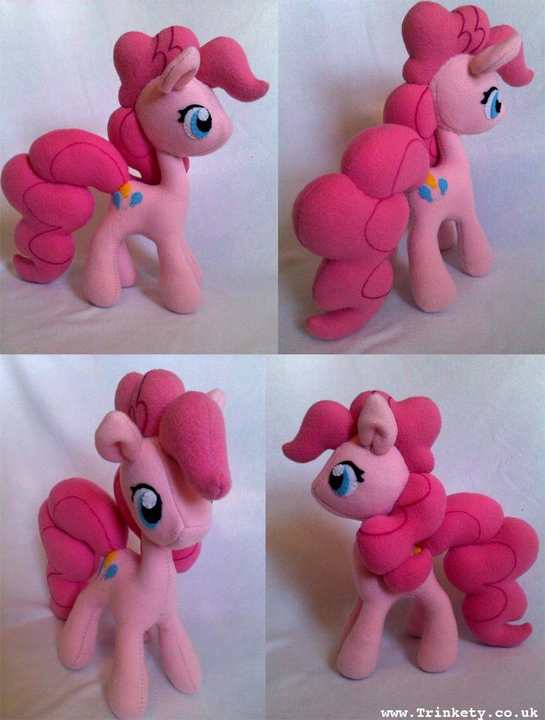 MLP: Pinkie Pie by Trinkety