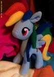 Dashie Rainbow Fabrics