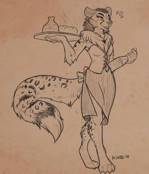 Adira Sketch