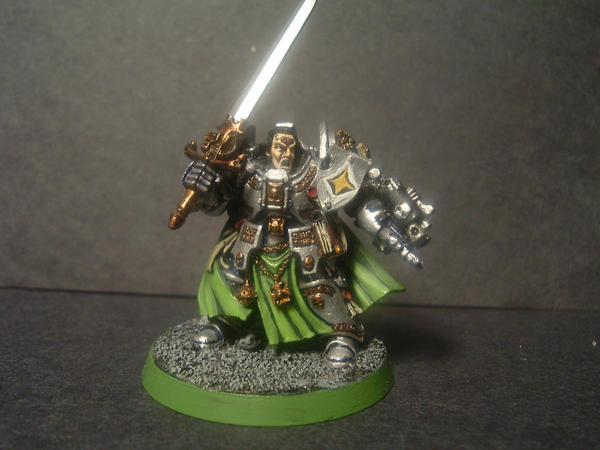 Grey Knight Grand Master by Sputnik127