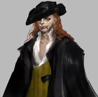 Thaddeus Boone by Pompiggu