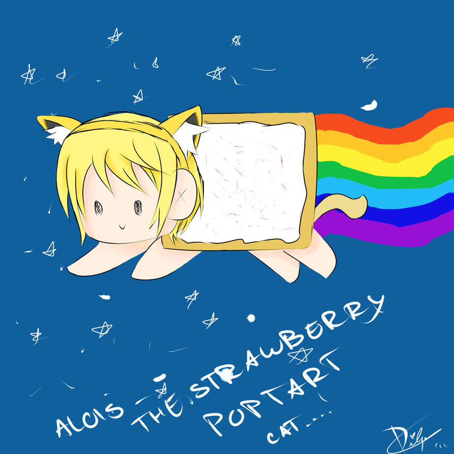 alois is a poptart by di cape on deviantart