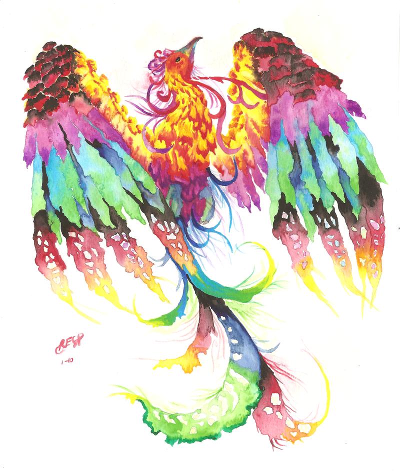 Phoenix - Calisto by xXHONORguardXx