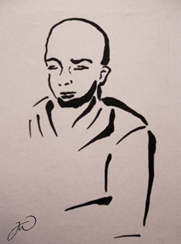 Portrait by LittleBanhbao