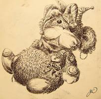 Teddy by LittleBanhbao
