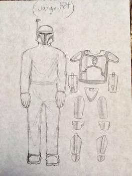 Jango Fett Armor