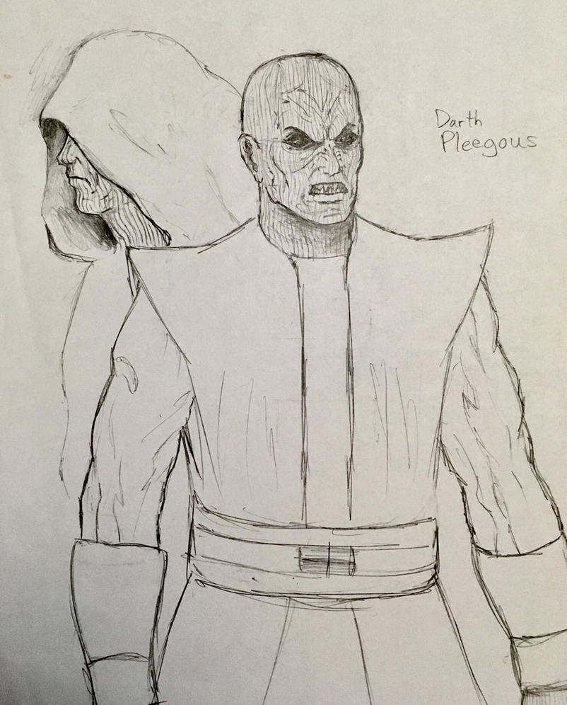 My version of Darth Plagueis by audiobrainiac